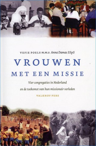 Book Cover: 05 Vrouwen met een missie
